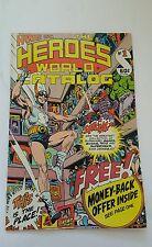 Heroes world catalog # 1, 1979