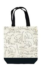 Seltzer Goods - Tote Bag - Cat Lap