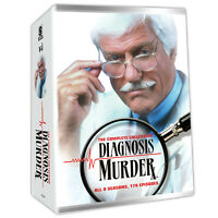 Diagnosis Murder: The Complete Collection - 178 episodes, 32 DVDs - Region 1