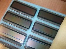 """QTY-1 60R3F05KGJ LCD Display Small Size New! APPROX 4x1"""" ORIG BOX LAST ONES"""