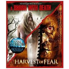 *NEW Total Terror, Vol. 2: A Brush with Death/Harvest of Fear (Blu-ray, 2010)