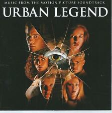 SOUNDTRACK CD - URBAN LEGEND OST / BOF CHRISTOPHER YOUNG  OHIO PLAYERS