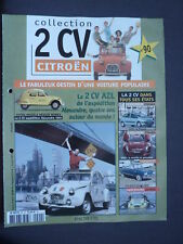 FASCICULE 90 CITROEN 2CV EXOPEDITION ALEXANDRE 1961