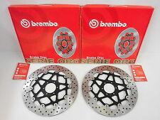 Brembo Bremsscheiben Bremse vorne Aprilia Dorsoduro ETV Mana RSV 4 SL Tuono  etc