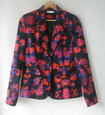 Womens Cotton On sz 10 Cotton Floral Jacket As New