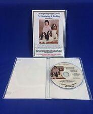 Springer Spaniel  Pet Grooming DVD