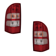 For Ford Ranger Mk2 Pick-Up 7/2006-2009 Rear Tail Lights Lamps 1 Pair O/S & N/S