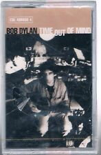 BOB DYLAN TIME OUT OF MIND MC K7 MUSICASSETTA SIGILLATA!!!