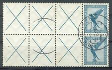 DR 1926 W21.3 per 2 gest EINHEIT ZUSAMMENDRUCKE 400€(A5178
