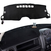For Jeep Compass Patriot 2012-2017 Dash Mat Dashmat Dashboard Cover Carpet