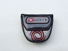 Odyssey O Works Golf Mallet Putter Cover Headcover Oworks