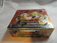 DRAGONBALL Z TCG VENGEANCE SEALED BOOSTER BOX OF 24 PACKS