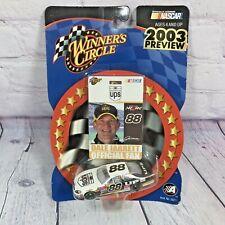 Dale Jarrett Winners Circle Nascar 1:64 Car #88 UPS 2003 Preview