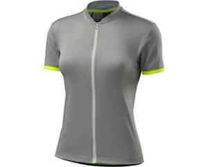 NEW - Specialized RBX-Sport Women's Jersey, Grey/Neon (XS, S, M)