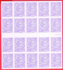Scott #3998A Our Wedding Stamp Doves postage Sheet of 20-39 cent Stamps Booklet