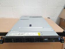 IBM x3550 M4 1U Server 2x Xeon E5-2620 2Ghz 6 Core 32GB RAM RAID 2x 146GB 15K