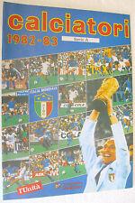 CALCIATORI 1982-1983 - ALBUM PANINI RISTAMPA L'UNITA'