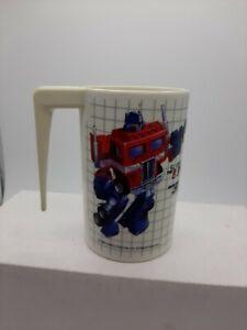 Vintage G1 Transformers Optimus Prime Megatron Plastic 1980's