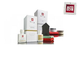 Autoglym Ultra High Def Combo - HD Wax & Ceramic Coating Kit (free air freshener