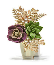 Bath and Body Works HOLIDAY SUCCULENTS Home Wallflowers Diffuser Plug