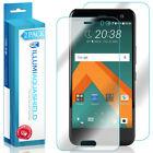 2x iLLumi AquaShield Front + Back Panel Protector for HTC U11 Life