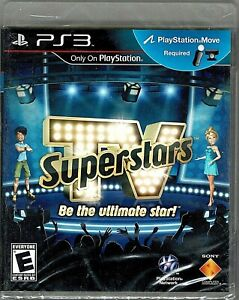 TV SuperStars Be the Ultimate Star Ps3 New 5 Wacky TV Game Shows Fame Awaits