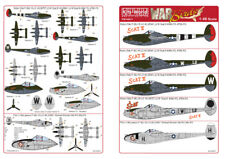 Kits-World 1/48 P-38J Lightning # 48077