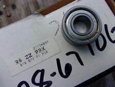 "5 PCS R6ZZ PRX 3/8"" X 7/8"" X 9/32"" Metal Shielded Ball Bearing Bearings R6 R6Z"