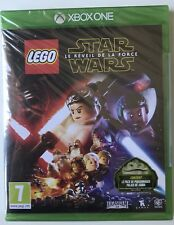 Lego Star Wars le réveil de la force - Xbox One - Neuf sous blister - Version FR