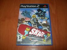 SKATE ATTACK PS2 (PAL ESPAÑA PRECINTADO)