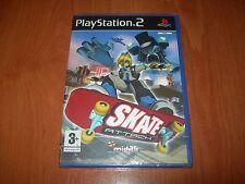 SKATE ATTACK PS2 (PAL ESPAÑA PRECINTADO)