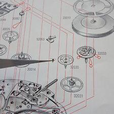 IWC-Mark XII-rif: 3241-CAL. 884/Jaeger 889, 1480 spannrad NUOVO