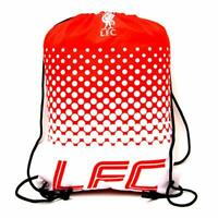 Liverpool Football Club Fade Gym Bag Red You'll Never Walk Alone Great Gift