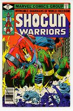 SHOGUN WARRIORS #11 (Marvel 1979) NM condition! NO RES