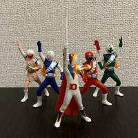 9pc Dragonball Z Capsule Toy Figures NIP Gashapon