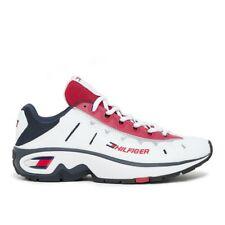 Tommy Hilfiger TJ 8.0 Heritage Sneakers Uomo EM0EM004490KP RWB Red White Blu