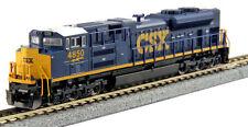 Kato N Scale SD70ACe Locomotive CSX Dark Future #4850 DC DCC Ready 1768437