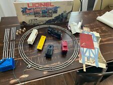 Lionel O Scale N&W Rock Island Express Set 027 gauge