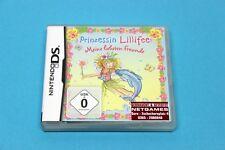 Nintendo DS Spiel - Prinzessin Lillifee Meine liebsten Freunde - Komplett in OVP