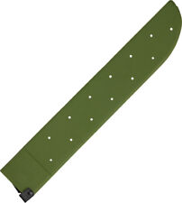"Ontario Knife P0140 OD Green Machete Sheath For 18"" Blades"