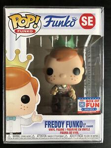 Funko POP! SE Freddy Funko as El Chavo Funday Box of Fun LE 3000 With Protector