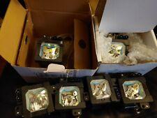 3 JVC Brand 3 Generic TS-CL110U TS-CL110UAA RPTV Lamp Bulb W/Housing