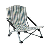 Caribee Horizon Beach Chair Seat - Comfy and saves your but from sand!