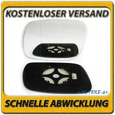 Spiegelglas für VW TOUAREG 2002-2006 links beheizbar elektrisch asphärisch