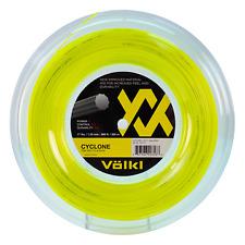 Volkl Cyclone 17 Tennis String Reel (Neon Yellow)