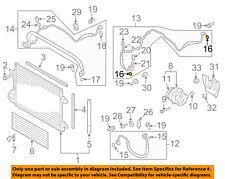 VW VOLKSWAGEN OEM A/C Condenser, Compressor Lines-Ac Line O-ring 3D0260749C