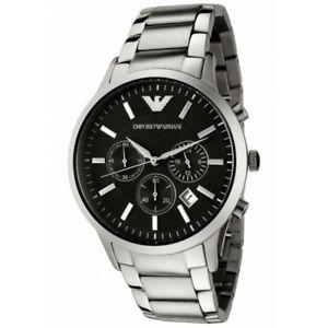 Orologio Uomo EMPORIO ARMANI AR2434 Classic Cronografo -Nuovo- Garanzia 2 anni