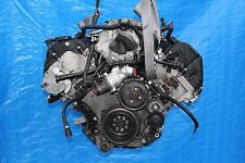 2004 BMW 745LI #14 ENGINE MOTOR BLOCK ASSEMBLY 4.4L 152K MILES RUNNING TESTED