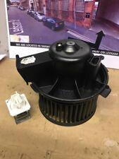 Peugeot 206 calentador soplador de ventilador de Tipo A/C y Resistor 38563 Behr