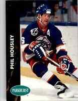 1991-92 Parkhurst Phil Housley #205